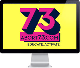 Educate. Activate. / Abort73 Wallpaper