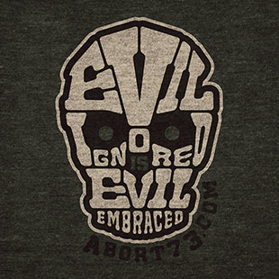 Evil Ignored is Evil Embraced