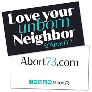 Love Your Unborn Neighbor