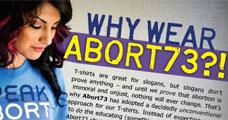 Why Wear Abort73?